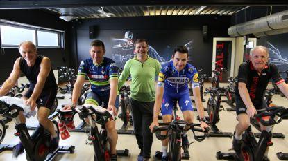 Okinawa opent nieuwe sportzaal voor cycling