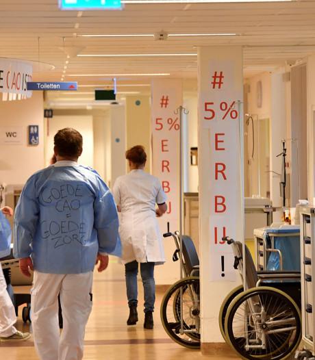 Toch nog volop actie in het Canisius-Wilhelmina Ziekenhuis