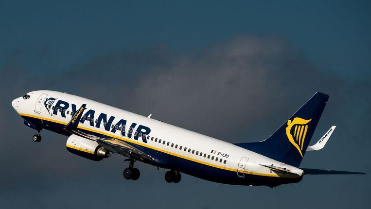 Niet alleen bij Ryanair, maar ook bij Norwegian Airlines begint een piloot met schuld. Beeld afp