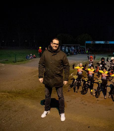 Hellendoorn redt De Lochsprinters met aanleg van nieuwe crossbaan: 'Het waren vijf heftige jaren'