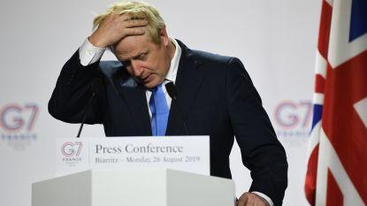 Motie van wantrouwen tegen Johnson? Oppositiepartijen vormen front tegen no deal-scenario voor brexit