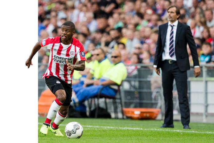 Kenneth Paal krijgt kansen bij PSV in de komende periode.