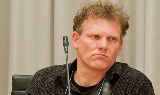 De Haagse wethouder Joris Wijsmuller (HSP).