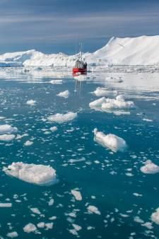 La calotte glaciaire du Groenland fond sept fois plus vite que prévu