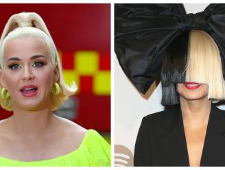 Sia hielp Katy Perry door depressie heen