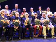 Dertien koninklijke onderscheidingen in de gemeente Bergen op Zoom