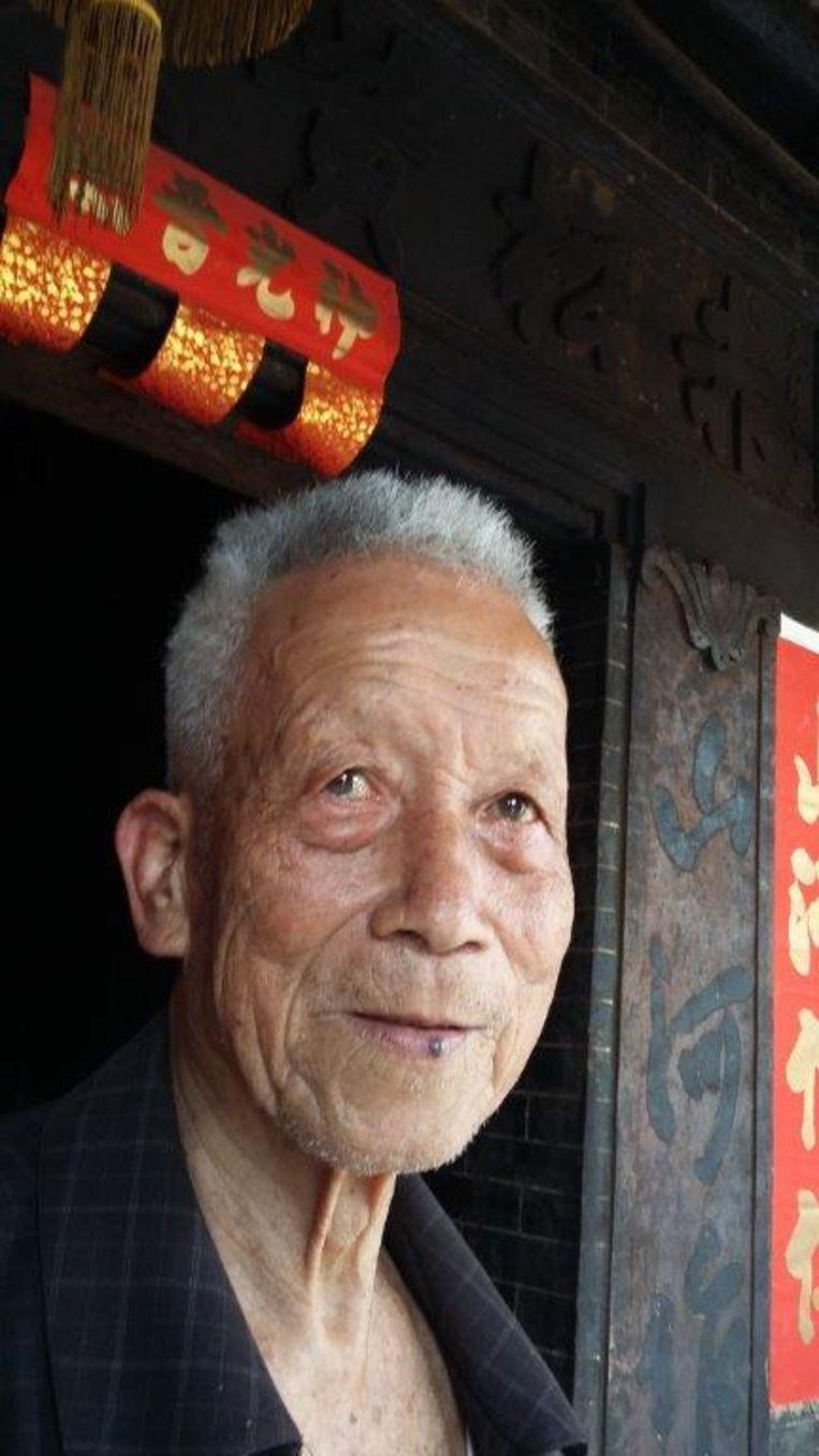 Leung Boziao. Beeld RV