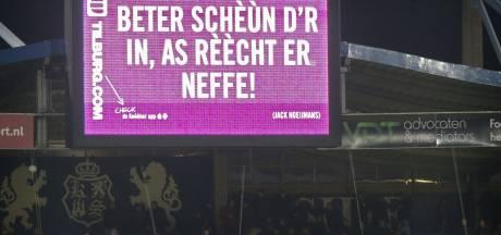 Willem II zoekt steunt bij supporters