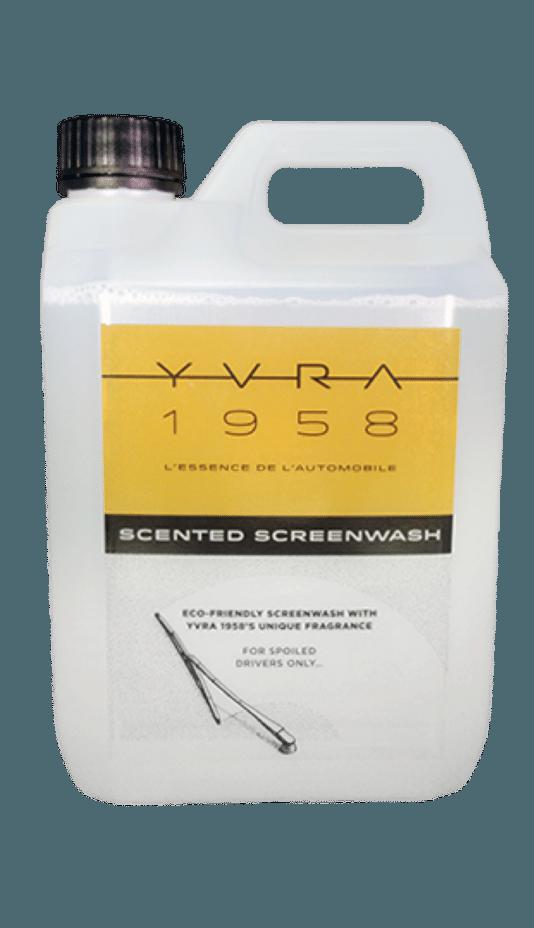De grootste parfumfles ter wereld: screenwash van YVRA