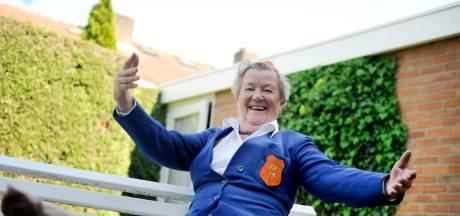 Oud-turnster Truus Wotte uit Enschede overleden: 'Ook op latere leeftijd was ze nog lenig en sterk'