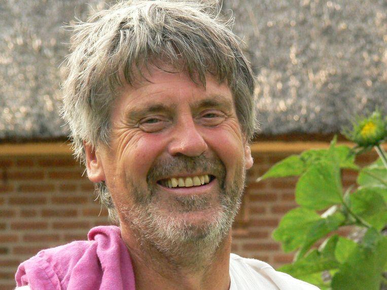 Wim Liesker (62), actievoerder HoogOverijssel, ICT-specialist, B&B-eigenaar en yogaleraar Beeld RV