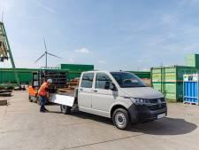 Verkoop bedrijfswagens in Europa meer dan gehalveerd door coronacrisis