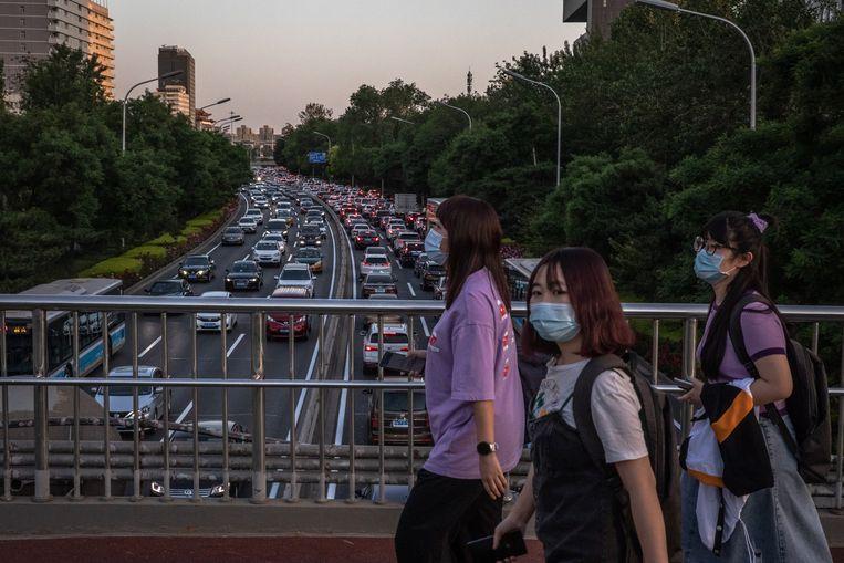 In Shanghai liggen de laatste niveaus nu al weer 9 procent hoger dan vorig jaar.