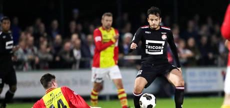 Willem II in KNVB-beker thuis tegen sc Heerenveen