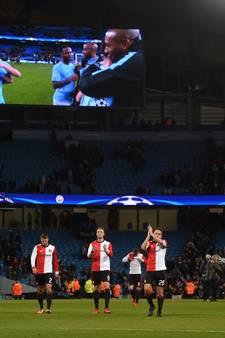 Zure nederlaag voor Feyenoord na late goal City