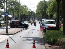 Politieagent in verdachtenbank na aanrijding tijdens spoedrit