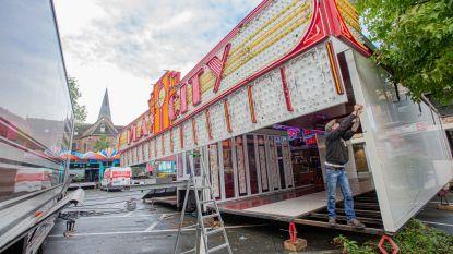 Opbouw Kermis Opperstraat is gestart: vier dagen feest in en rond de 'Deppestroat'
