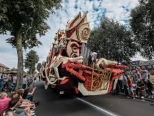 Corsogroep Teeuws maakt één na mooiste corsowagen van Nederland