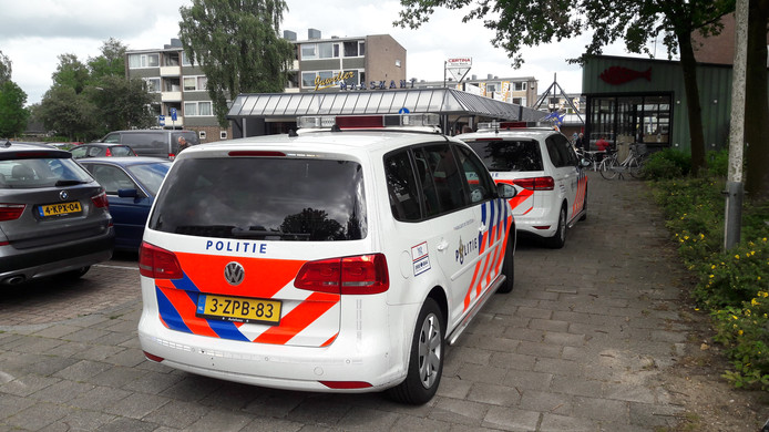 De Trekpleister aan het Mercatorplein in Apeldoorn is vrijdagmiddag overvallen. Het is de vijfde overval in Apeldoorn in anderhalve week tijd.
