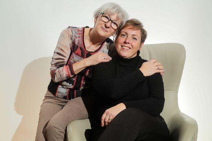 Wendy Steenacker nog steeds bevriend met haar ex schoonmoeder
