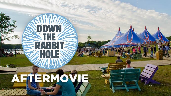 De aftermovie van Down The Rabbit Hole door Rojax!