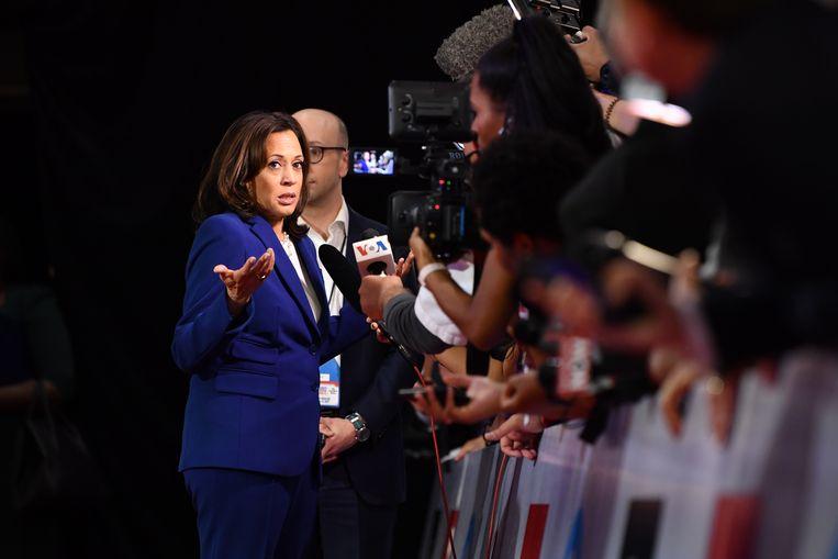 Senator Kamala Harris. Beeld AFP