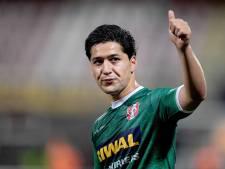 Voormalig Feyenoord-talent Anass Achahbar wil gas geven bij FC Dordrecht