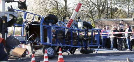 NS na fataal ongeval Eindhoven: bierfiets te gevaarlijk voor verkeer