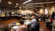 Vijftien agenten waken over gemeenteraad