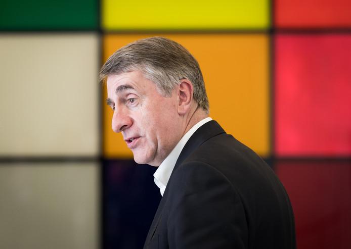 Olivier Maingain, président de DéFI.