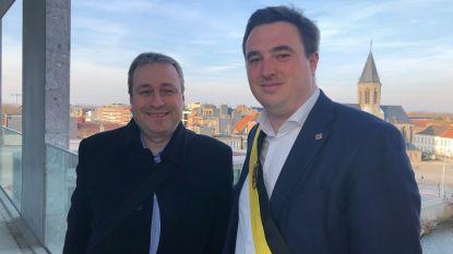 Slowaakse ambassadeur te gast in Deinze
