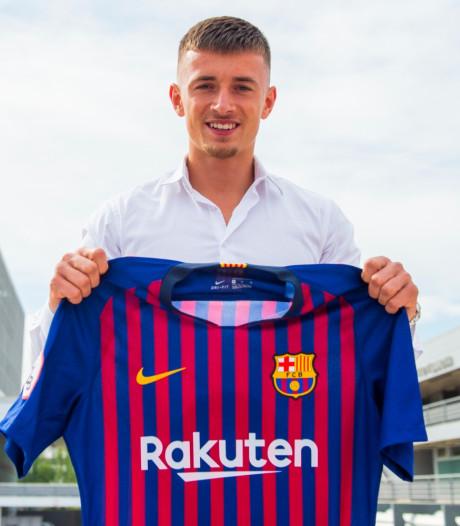 Transfer Van Beijnen naar Barcelona levert Willem II meer op dan NAC