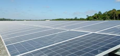Kleinschalig zonnepark in buitengebied Oudenbosch  voorwaardelijk toegestaan