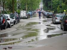 'Verzakken grond vermoedelijk oorzaak van leidingbreuk in Overschie'