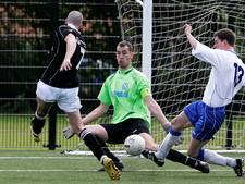 Club uit Hengelo belt bij 4-0 achterstand thuiszitter Danny en gaat alsnog ronde verder
