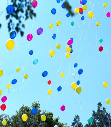 Ballonnen moeten verboden worden