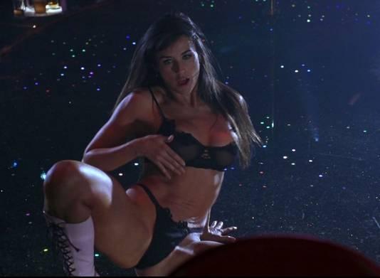 "Demi Moore dans ""Striptease"""