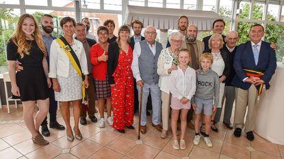 Huwelijksbootje Roger en Leona vaart 65 jaar