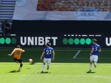 LIVE | Jota deelt nieuwe tik uit aan Everton, El Ghazi treft Van Aanholt en Riedewald