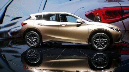 Nissans luxemerk Infiniti trekt zich terug uit West-Europa