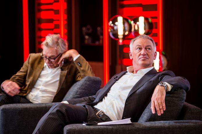 Jan Mulder et Marc Degryse