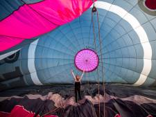 In de mand: met een luchtballon over het Zeeuwse land