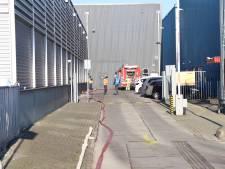 Pand van DHL in Tiel ontruimd na brandmelding