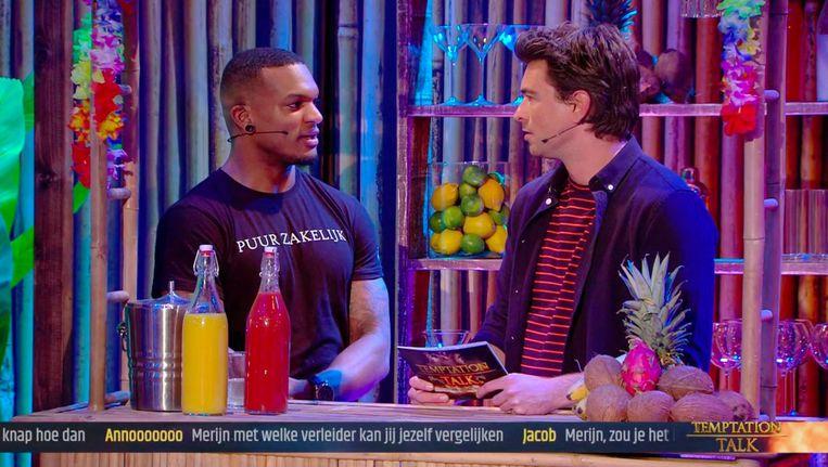 Temptation Talk Beeld RTL 5