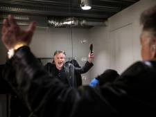 George Baker en Dennie Christian op Die Heise Bierfesten in Someren-Hei