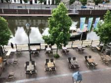Tijdelijk meer ruimte voor terrassen in Breda