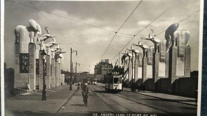 """Stadsgids Tanguy Ottomer heeft een droom: """"Olifantenbrug van wereldtentoonstelling 1930 zou mooie entree zijn tussen Kiel en stad"""""""
