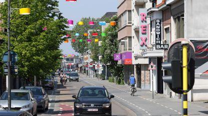Vaste wandelrichting en verbod op reclameborden bij heropening van winkels