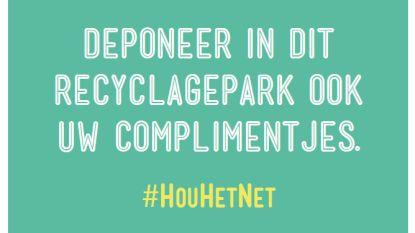 Campagne vraagt respect voor afvalophaler en recyclageparkwachter