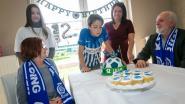 Dante viert zijn verjaardag één dag eerder wegens te zenuwachtig voor de wedstrijd tegen Club Brugge